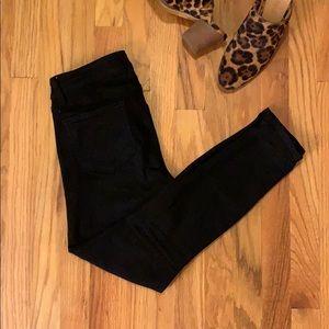 Paige Verdugo Crop Denim Jeans